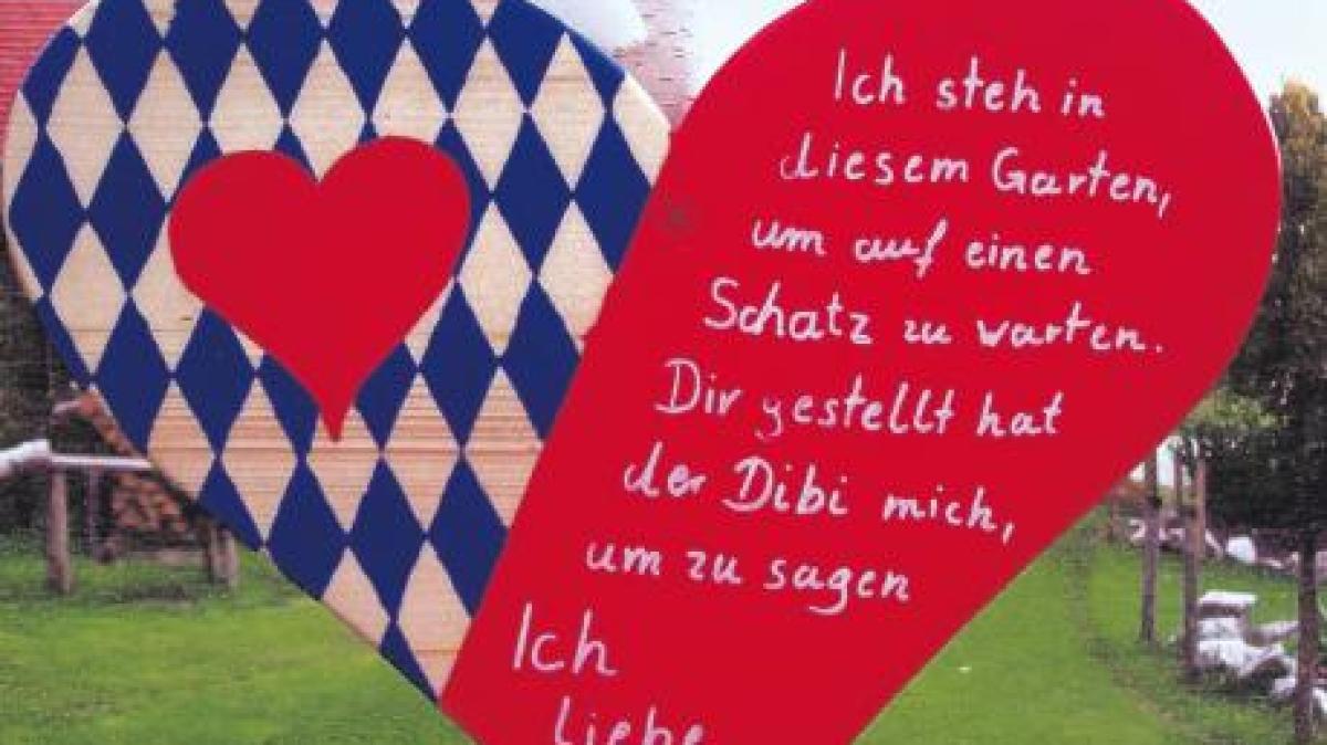 maibaum sprüche liebe AktionGünzburger Zeitung: Ein Maibaum für die Liebste  maibaum sprüche liebe