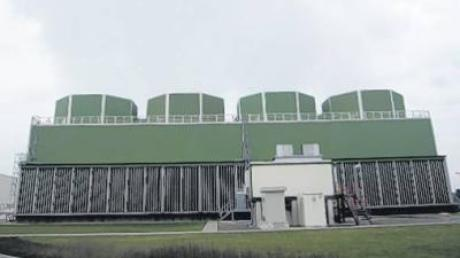 Entsteht ein solches Gas- und Dampfturbinenkraftwerk (hier Hamm) auf dem ehemaligen Militärgelände bei Leipheim? Die Bubesheimer stimmen am Sonntag darüber ab.