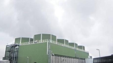 Die Bubesheimer haben entschieden: Sie wollen ein Gas- und Dampfturbinenkraftwerk wie hier in Hamm in Nordrhein-Westfalen.