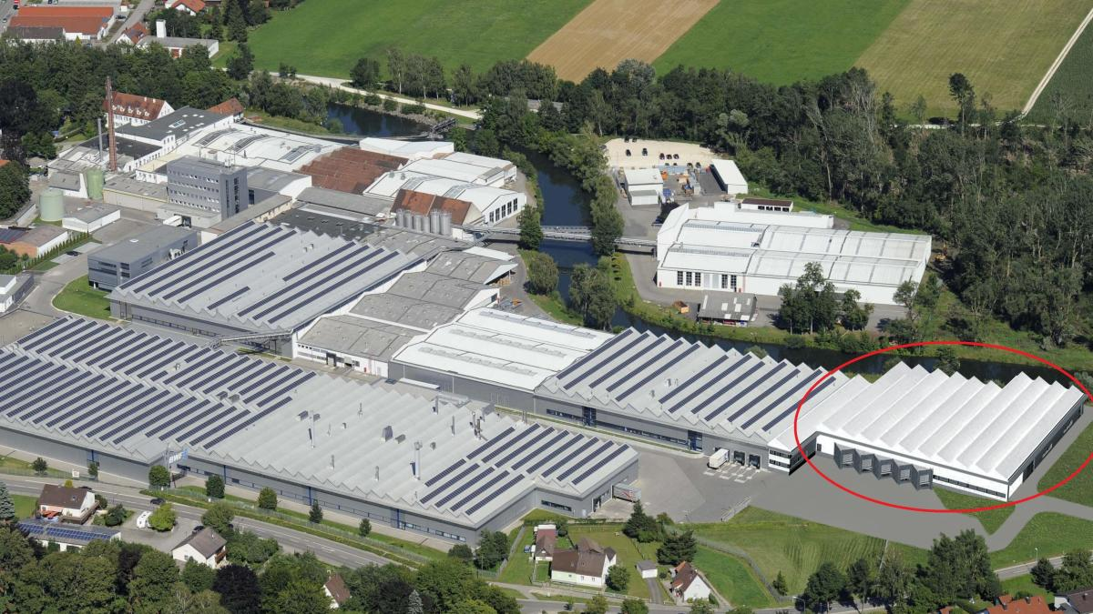Offingen: BWF baut Standort in Offingen aus - Nachrichten ...