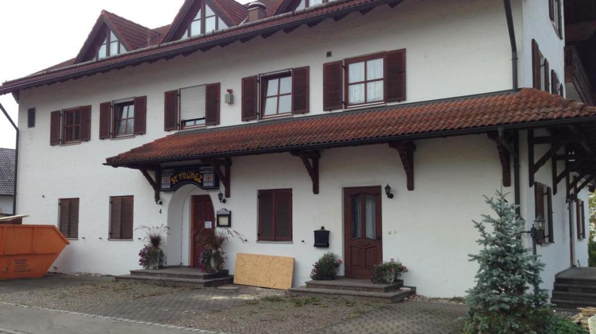 Gemeinderat: Asylbewerber im ehemaligen Swingerclub
