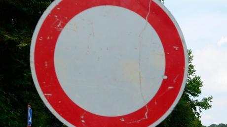 Während des Festumzugs beim Bezirksmusikfest in Obenhausen müssen Straßen gesperrt werden.