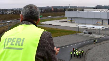 Die Firma Peri will sich in Günzburg vergrößern.