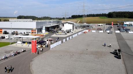Die Erweiterung des gerade erst bezogenen Peri-Firmengeländes war der größte Brocken, den der Bauausschuss am Dienstag verabschiedete: Etwa 10,3 Millionen Euro investiert der Gerüsthersteller in Fertigung und Feuerverzinkerei.