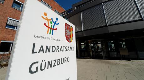 Das Landratsamt in Günzburg.