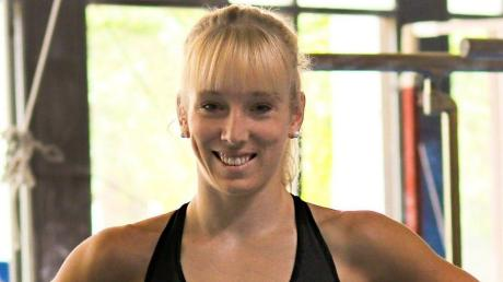 Bereit für Topleistungen: Janine Berger.