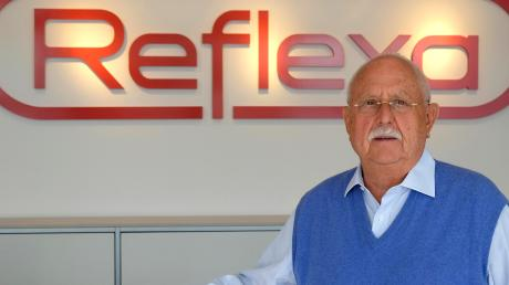 1961 gründete Hans Peter Albrecht sein Unternehmen für Jalousien. Jetzt ist der Unternehmer im Alter von 82 Jahren überraschend gestorben.