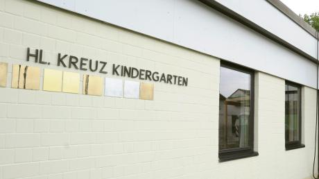Die Bevölkerung in Burgau wächst. Die knapp 350 Krippen- und Kindergartenplätze reichen bei Weitem nicht mehr aus (Archivfoto).