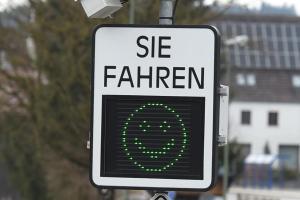 Ein Smiley für Dürrlauingen