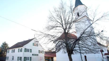 Das Landensberger Vereinsheim befindet in der Mitte des Dorfes. Könnte sich ein solches Gebeäude auch außerhalb des Ortes befinden? Auch bei der Standortfrage gingen am Dienstag im Landensberger Gemeinderat die Meinungen auseinander.