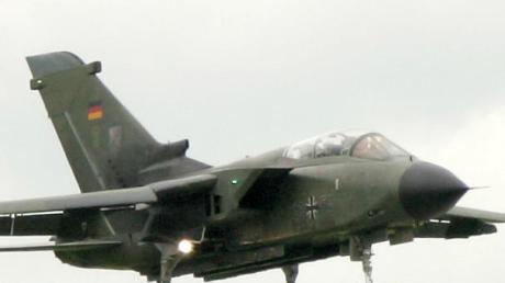 Eine Allianz macht sich dafür stark, dass Deutschland Tornados durch Eurofighter ersetzt.