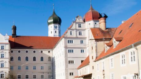 Das Kloster in Wettenhausen.