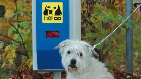 Auch Landensberg und Glöttweng bekommen jetzt Hundetoiletten.
