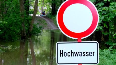 Der Hochwasserschutz für Burgau soll verbessert werden.