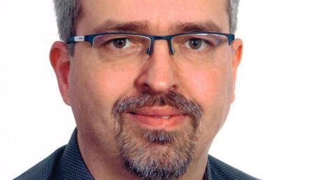Roman Gepperth will Bürgermeister in Bibertal werden.