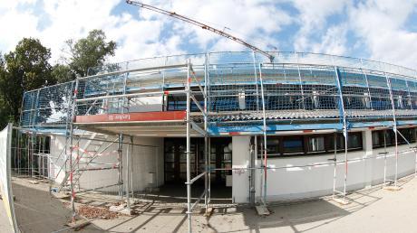 Spätestens Anfang Sommer 2020 soll die Sanierung der Mehrzweckhalle in Kissendorf abgeschlossen sein. Seit mehr als einem Jahr ist die Halle aufgrund Einsturzgefahr für Schulsport, Vereine und Veranstaltungen gesperrt.