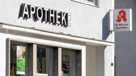 Die St.-Martins-Apotheke in Jettingen darf ihren Betrieb nicht aufrechterhalten.