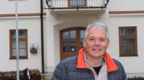 Jürgen Söll will als Bürgermeister ins Rathaus.