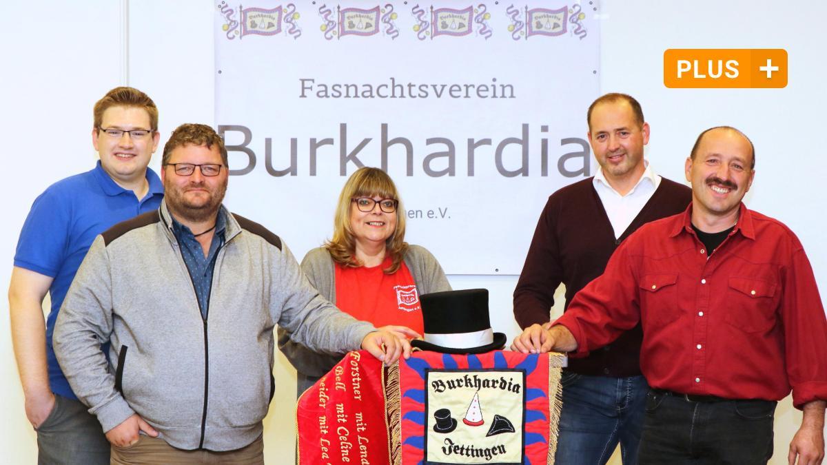 Nach Absagen: In Jettingen wird doch wieder Fasching gefeiert - Augsburger Allgemeine