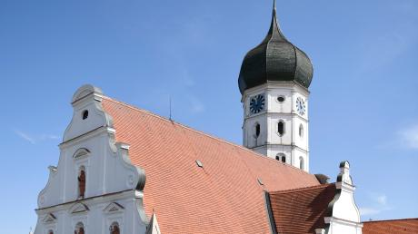 Für mehr als 34 Millionen Euro soll das Kloster Wettenhausen in den kommenden Jahren saniert werden.