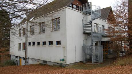 Das einstige Schullandheim Thannhausen am Schlossberg soll zum Kindergarten werden. Nun steigen offenbar die kalkulierten Kosten.