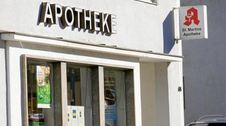 Keinen Erfolg vor Gericht erzielte der Apotheker der Jettinger St.-Martins-Apotheke..