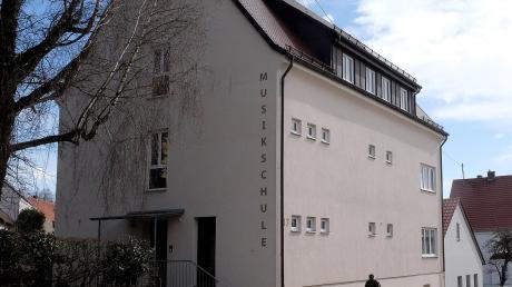 Die Musikschule in Ichenhausen.