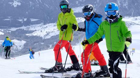 Pistenspaß ist in der Skiwelt Wilder Kaiser garantiert. Am 14. Dezember geht es mit der GZ zum Skifahren.