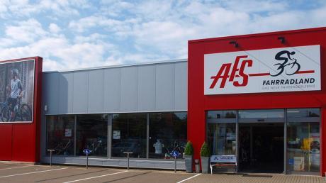 Das AFS Fahrradland gehört nun der Lucky Bike GmbH.