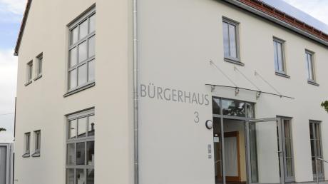 Das Bubesheimer Bürgerhaus soll einen neuen, behindertengerechten Zugang bekommen.