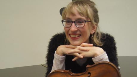Jana-Elena Hock ist die neue Leiterin der Choryphäen.