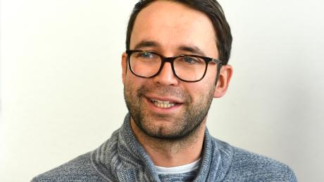 Max Deisenhofer, der Landratskandidat der Grünen, ist mit 32 Jahren der jüngste Bewerber.