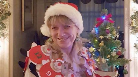 Uli Lambert stammt aus Burgau und lebt seit 21 Jahren in New York City. Vieles, was sie zu Weihnachten von daheim gewohnt ist, führt sie weiter.