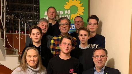 Das sind die Kandidaten der Grünen für den nächsten Gemeinderat von Jettingen-Scheppach.