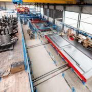 Auf dem Günzburger PEP-Gelände will die Firma Glatthaar ein neues Fertigteilwerk bauen.