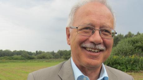 Hubert Hafner wird kein Landrat mehr sein, kann aber als CSU-Kreisrat gewählt werden.