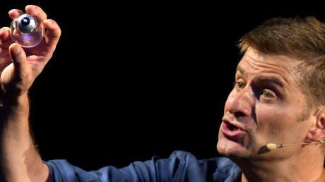 Er kommt nächstes Jahr in den Leipheimer Zehntstadel: Kabarettist Michael Altinger.