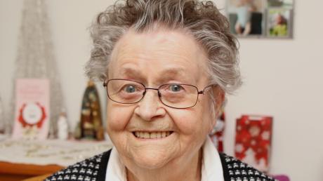 Paula Böck feiert heute ihren 90. Geburtstag.