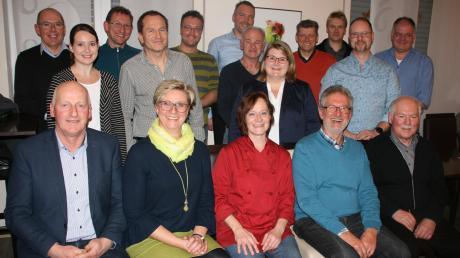 Die Kandidaten von FDP und Freien Bürgern in Burgau.