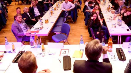Im September 2017 veranstaltete unsere Zeitung eine politische Podiumsdiskussion zur Bundestagswahl im Forum am Hofgarten.