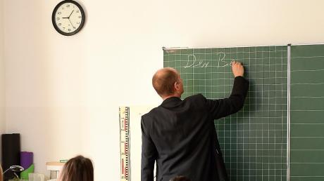 Schulanfang erst um 9 Uhr? Auch die Schüler des Maria-Ward-Gymnasiums Günzburg wünschen sich mehrheitlich einen späteren Beginn.