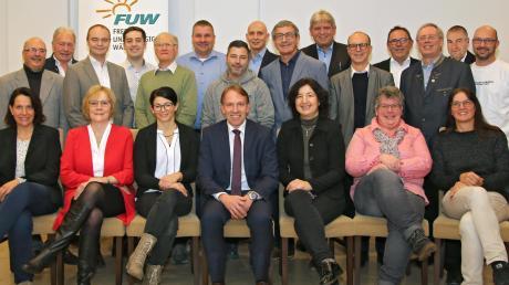 Die Kandidaten der FUW Jettingen-Scheppach.