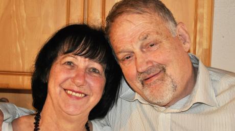 Anna-Maria und Albert Rütten heirateten vor 50 Jahren. Heute feiert das Ehepaar, das seit 1973 in Günzburg wohnt, goldene Hochzeit.