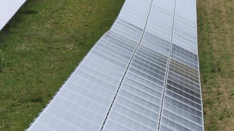Östlich von Rechbergreuthen soll ein Solarpark entstehen.