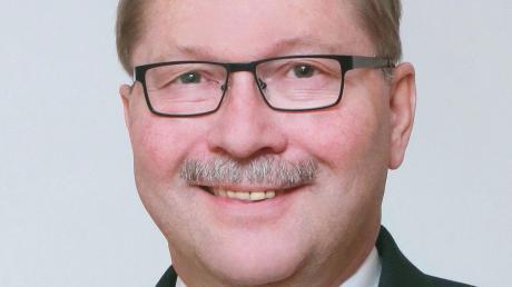 Konrad Barm ist seit 18 Jahren Bürgermeister von Burgau und will es bleiben.