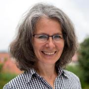 Evelin Kuhnert will Bürgermeisterin in Burgau werden.