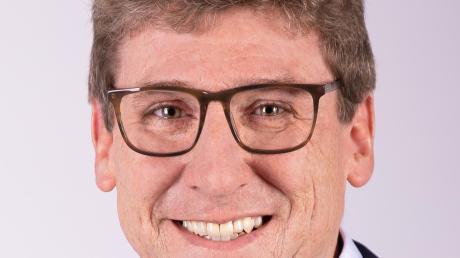 Martin Brenner will Bürgermeister von Burgau werden.