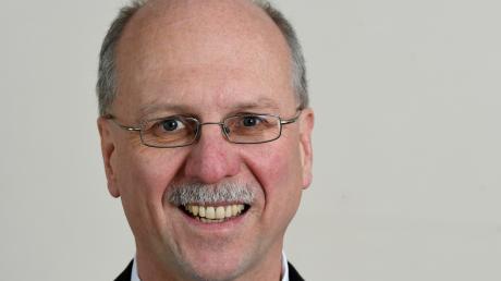 Steht vor seiner vierten Amtszeit: Roland Kempfle.