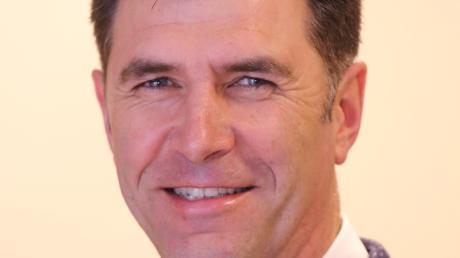 Friedrich Bobinger will Bürgermeister in Dürrlauingen werden.