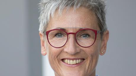 Doris Egger ist eine von vier Bewerbern um das Bürgermeisteramt in Haldenwang.
